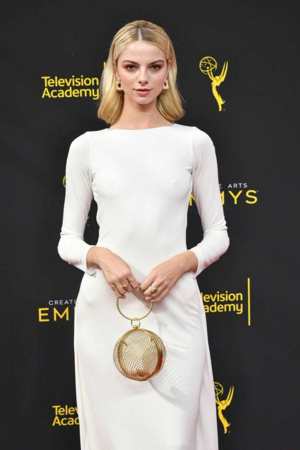 Allie Marie Evans - 2019 Creative Arts Emmy Awards in Los Angeles