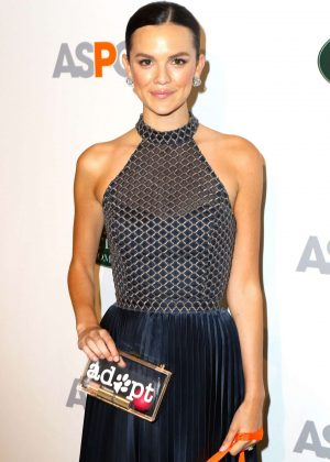 Allie Rizzo - The ASPCA 20th Annual Bergh Ball in New York City