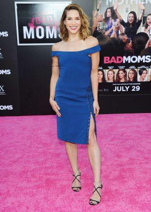 Allison Holker - 'Bad Moms' Premiere in Los Angeles