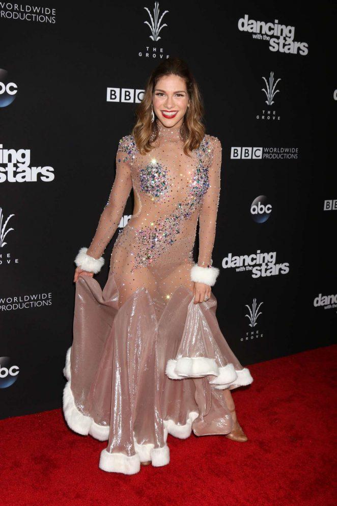 Allison Holker 2016 : Allison Holker: Dancing With the Stars Season 23 Finale -03