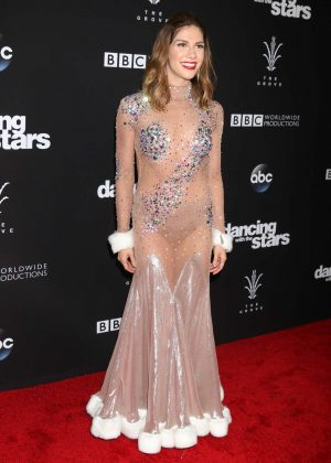 Allison Holker - 'Dancing With the Stars' Season 23 Finale in Hollywood