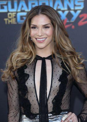 Allison Holker - 'Guardians of the Galaxy Vol. 2' Premierein LA