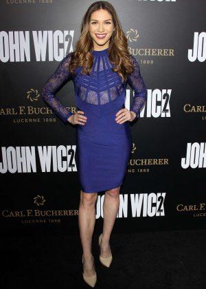Allison Holker - 'John Wick Chapter 2' Premiere in Los Angeles