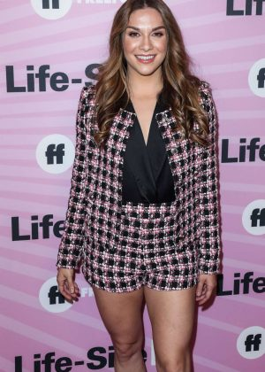 Allison Holker - 'Life Size 2' Premiere in Hollywood