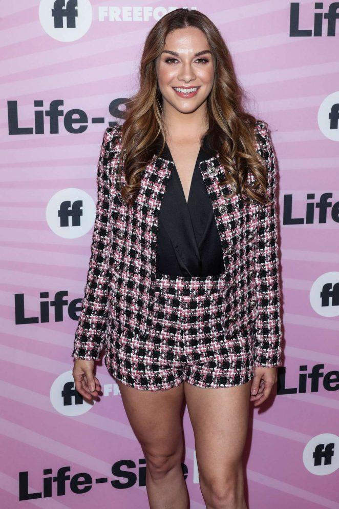 Allison Holker – 'Life Size 2' Premiere in Hollywood