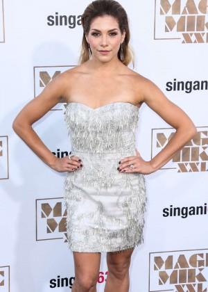 Allison Holker - 'Magic Mike XXL' Premiere in LA