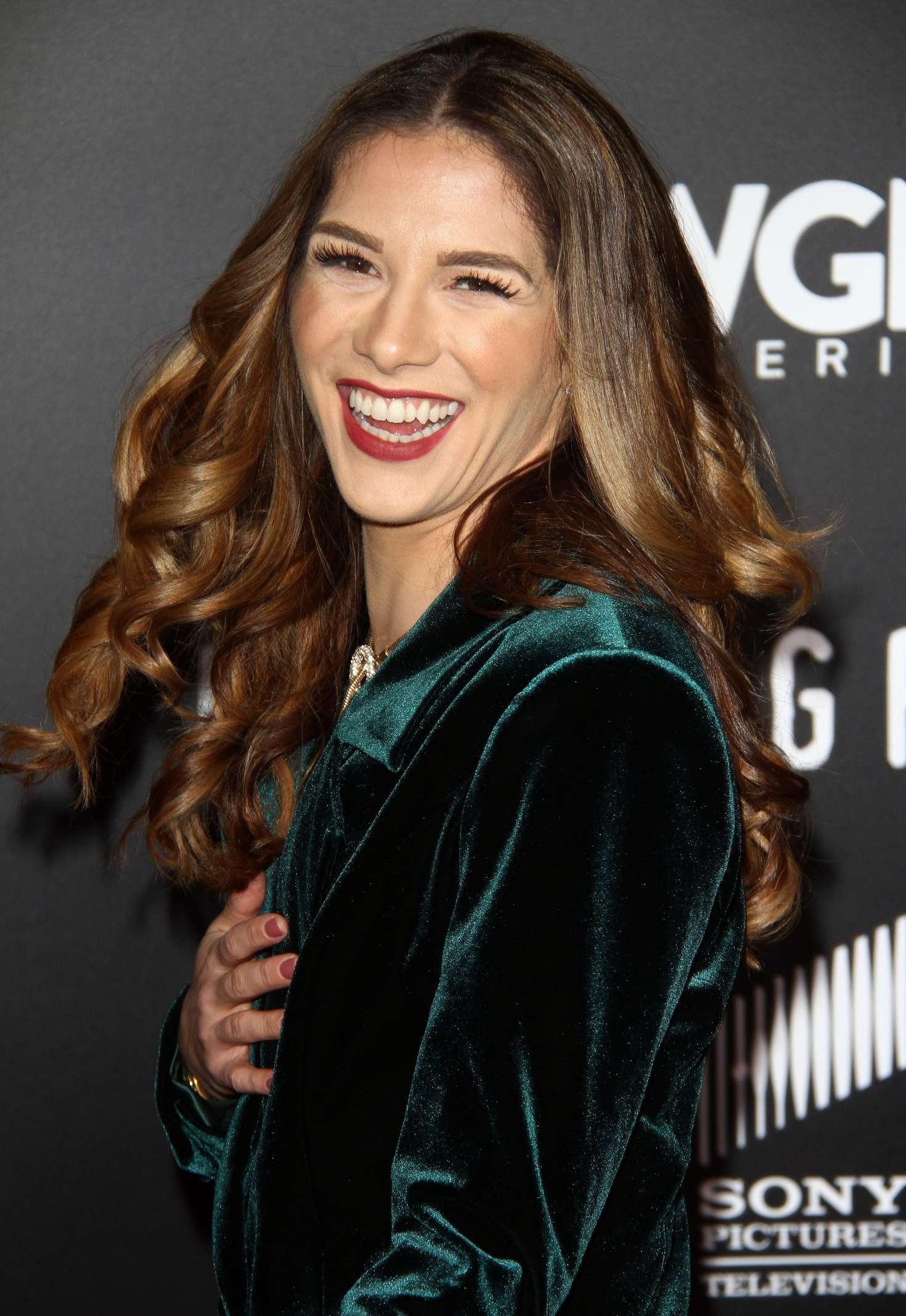 Allison holker at underground tv series season 2 premiere in los angeles nudes (45 photo)