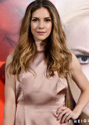 Allison Holker - 'Unforgettable' Premiere in Los Angeles