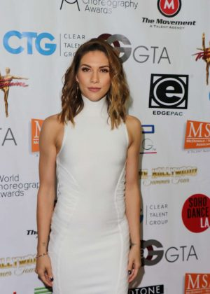 Allison Holker - World Choreography Awards 2016 in Hollywood