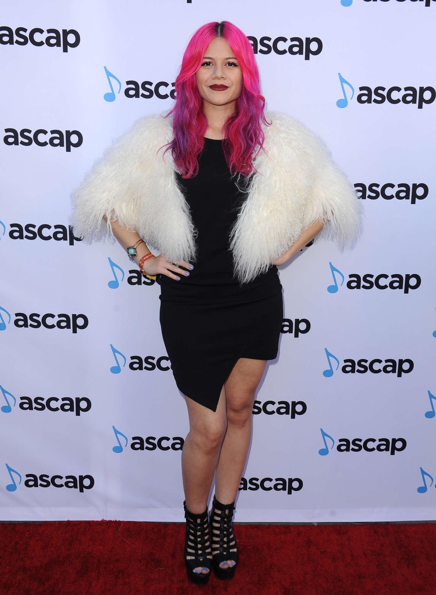 Allison Iraheta - 33rd Annual ASCAP Pop Music Awards in Hollywood