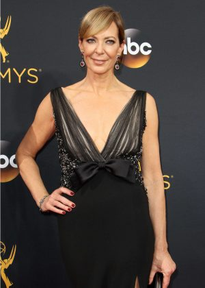 Allison Janney - 2016 Emmy Awards in Los Angeles