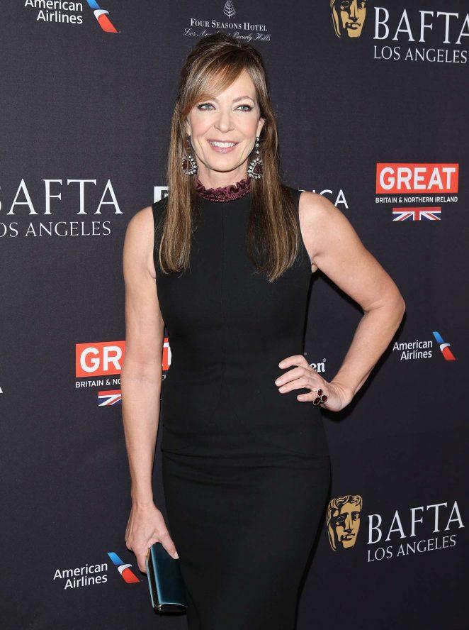 Allison Janney - 2018 BAFTA Los Angeles Tea Party in Los Angeles