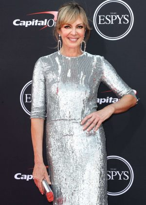 Allison Janney - 2018 ESPY Awards in Los Angeles