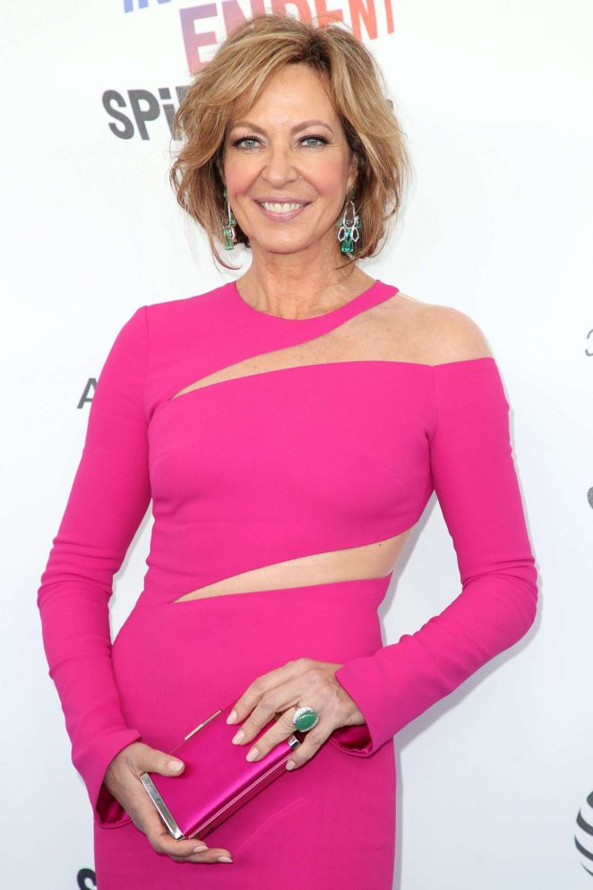 Allison Janney - 2018 Film Independent Spirit Awards in Santa Monica