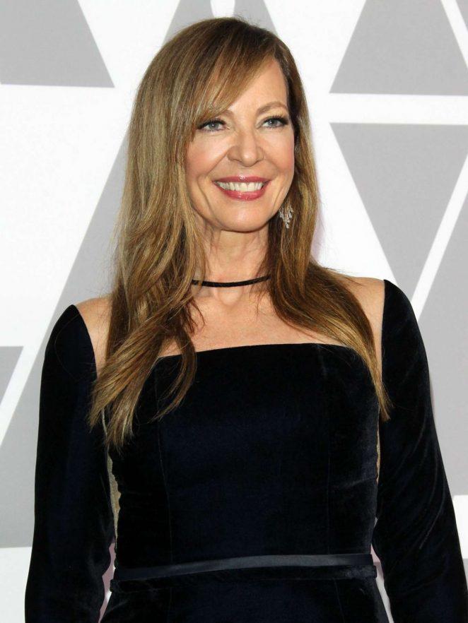 Allison Janney - 2018 Oscar Nominees Luncheon in Beverly Hills