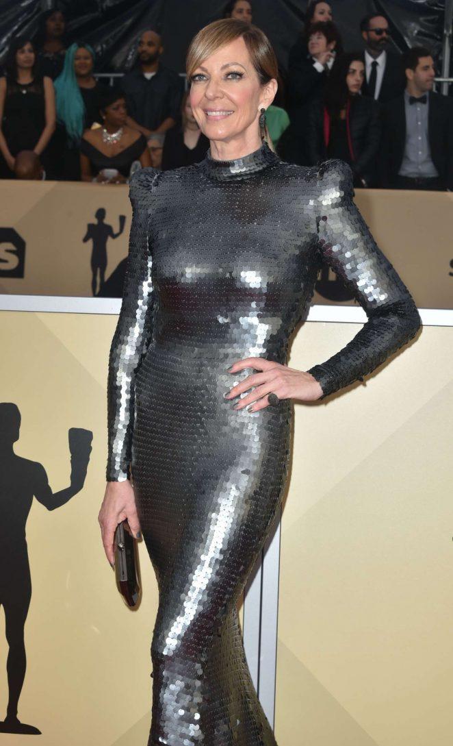 Allison Janney - 2018 Screen Actors Guild Awards in Los Angeles