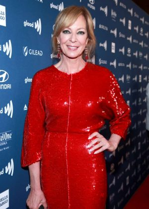 Allison Janney - 2019 GLAAD Media Awards in Los Angeles