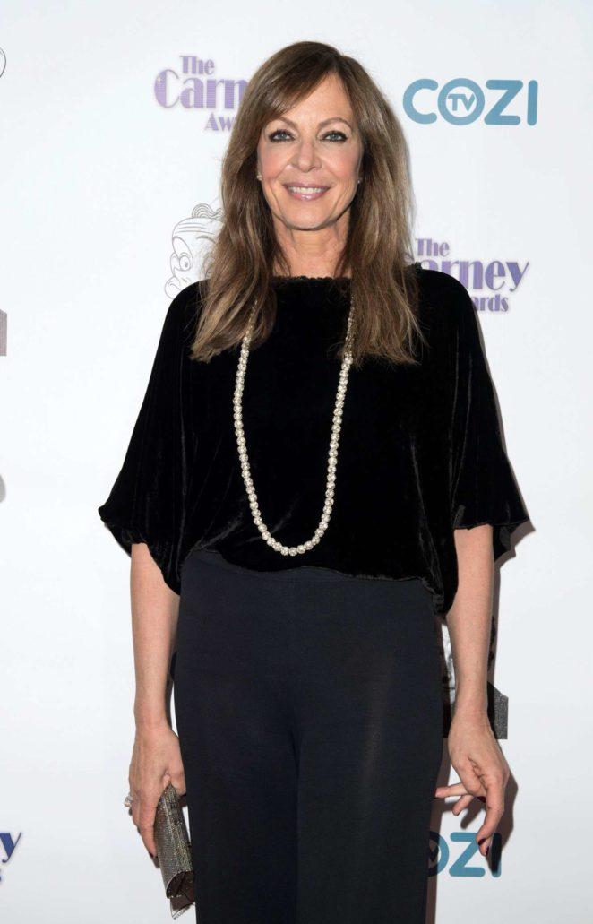 Allison Janney - 3rd Annual Carney Awards in Santa Monica