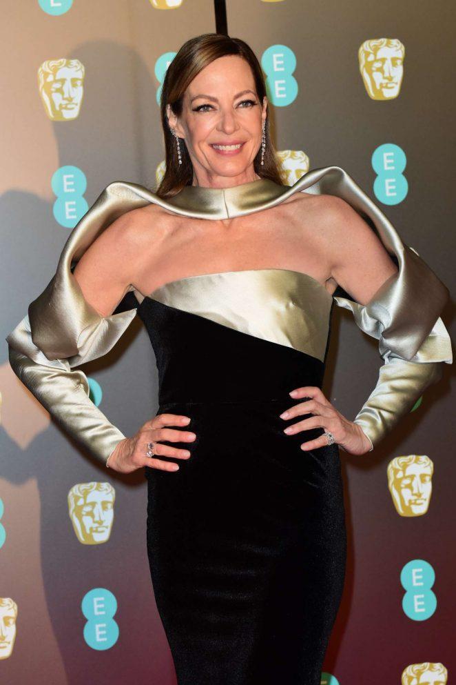 Allison Janney - 2018 BAFTA Awards in London