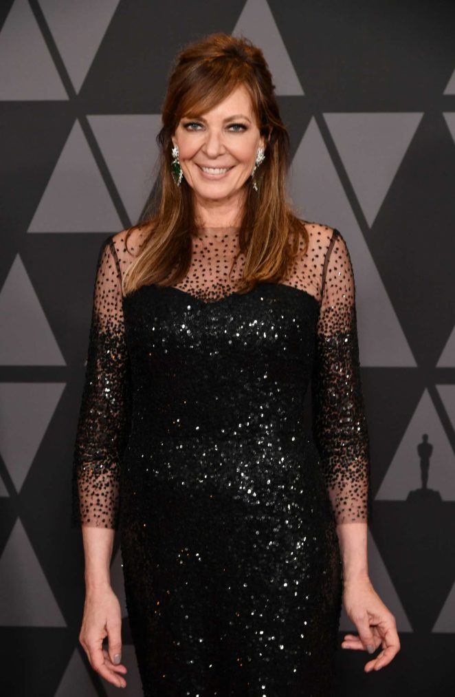 Allison Janney - 9th Annual Governors Awards in Hollywood
