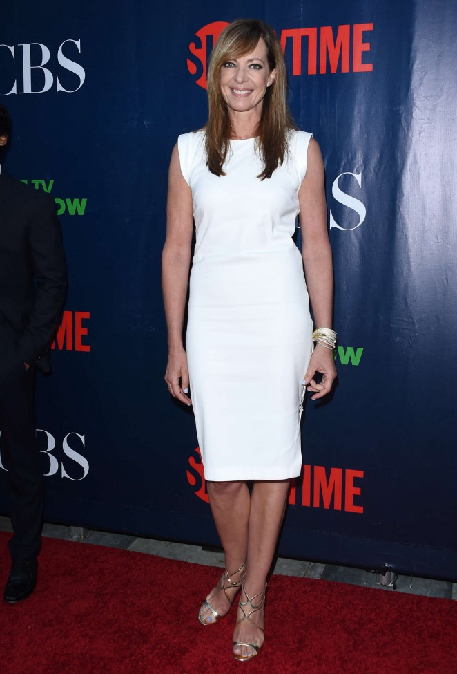 Allison Janney - CBS, CW and Showtime TCA Summer Press Tour Party 2015 in LA