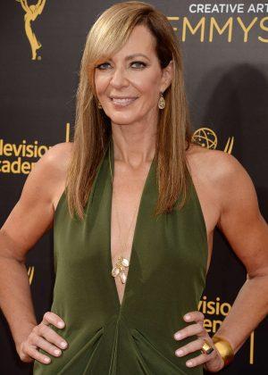 Allison Janney - Creative Arts Emmy Awards 2016 in Los Angeles