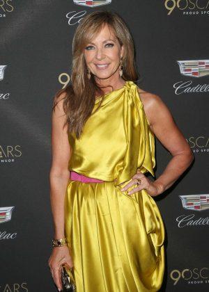 Allison Janney - Gersh Oscar Party in Los Angeles