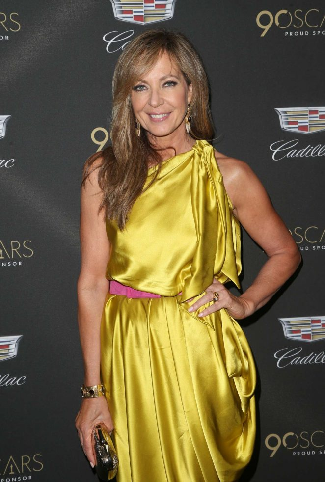 Allison Janney - Gersh Oscar Party in Los Angeles