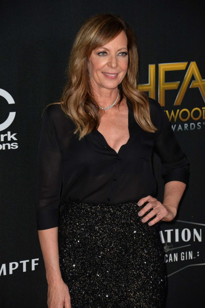 Allison Janney - Hollywood Film Awards 2017 in Los Angeles