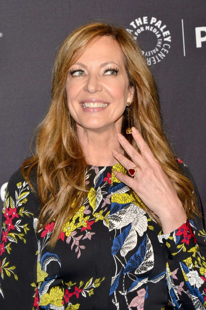 Allison Janney - 'Mom' TV Show Presentation at Paleyfest 2018 in Los Angeles