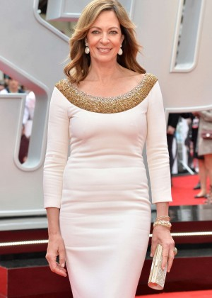 Allison Janney - 'Spy' Premiere in London