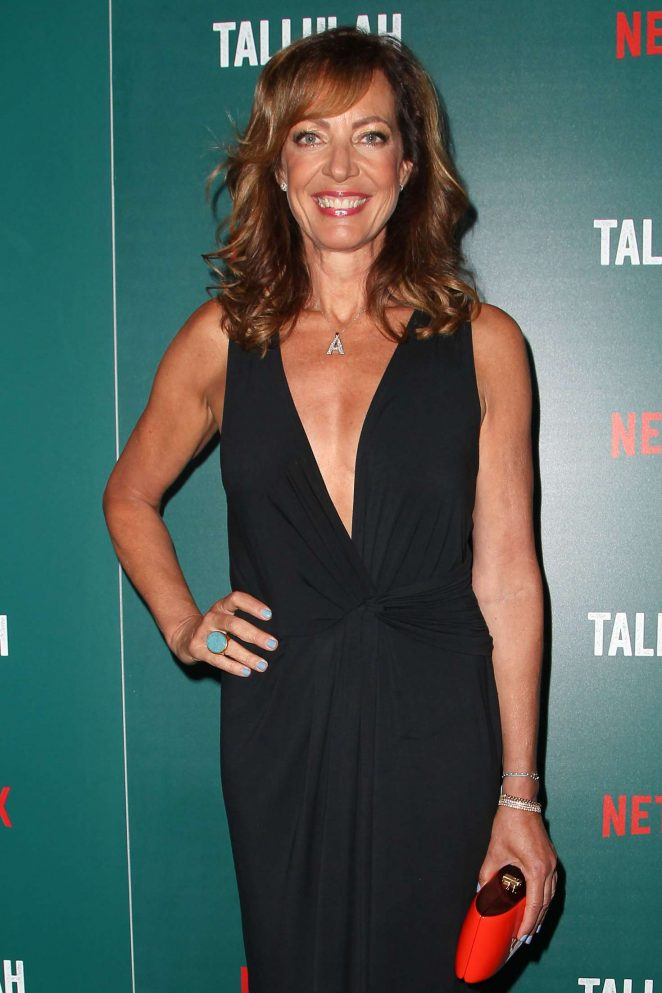 Allison Janney: Tallulah NY Screening -05