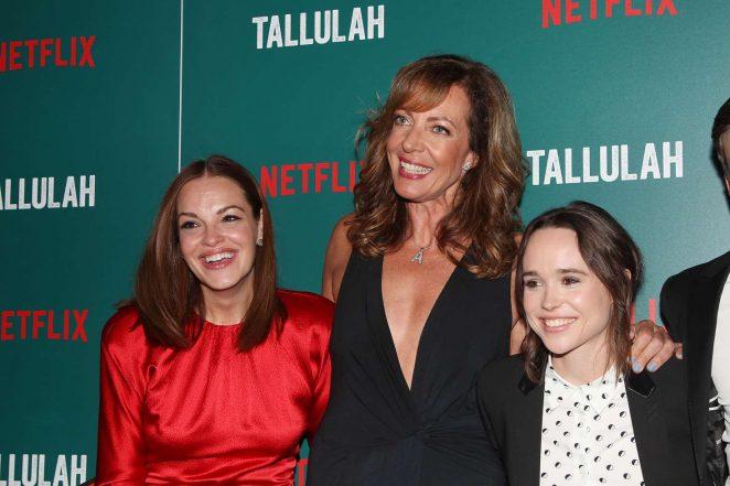Allison Janney: Tallulah NY Screening -06