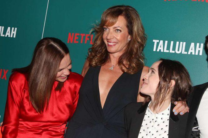 Allison Janney: Tallulah NY Screening -07