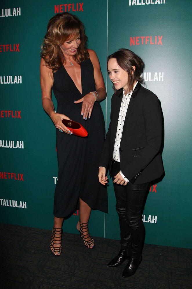 Allison Janney: Tallulah NY Screening -09