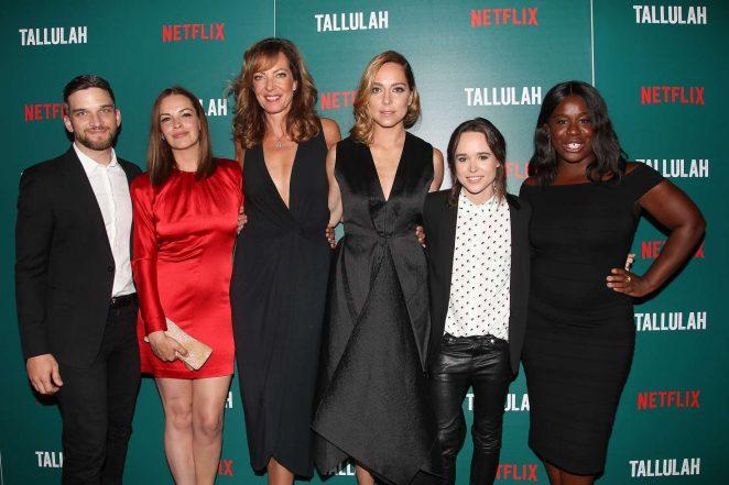 Allison Janney: Tallulah NY Screening -10