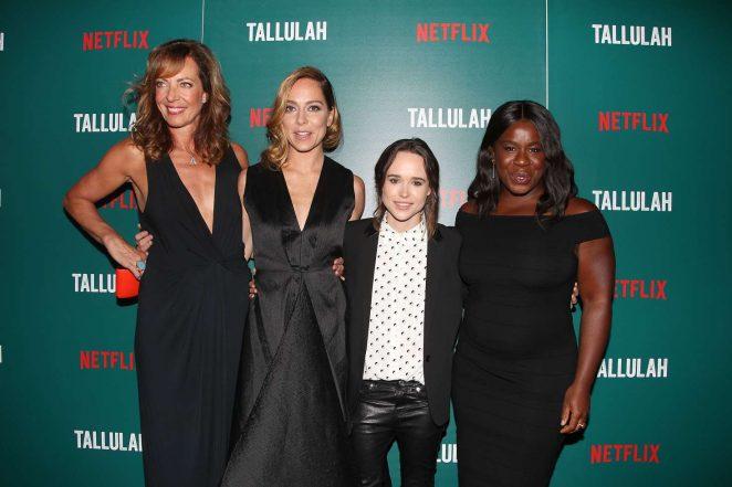 Allison Janney: Tallulah NY Screening -12