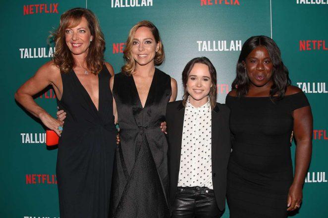Allison Janney: Tallulah NY Screening -14