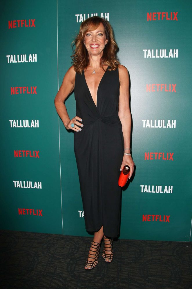Allison Janney: Tallulah NY Screening -15