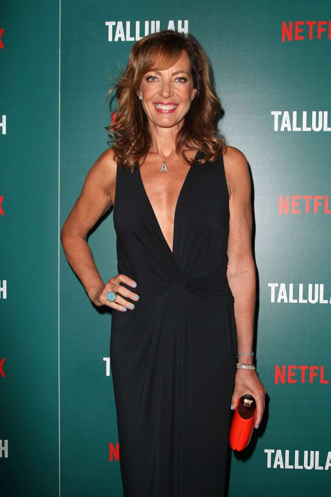 Allison Janney: Tallulah NY Screening -20