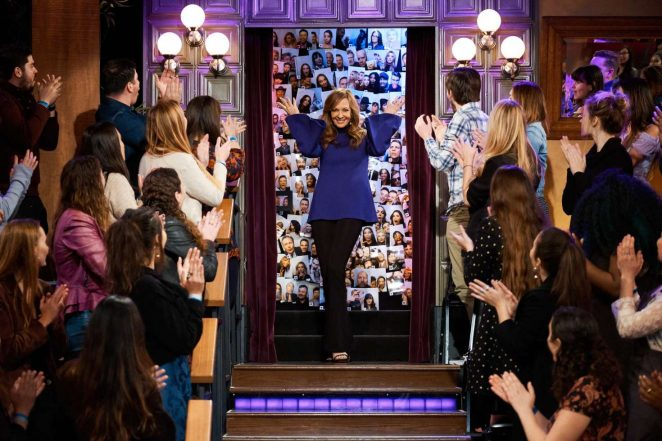Allison Janney - 'The Late Late Show with James Corden' in LA
