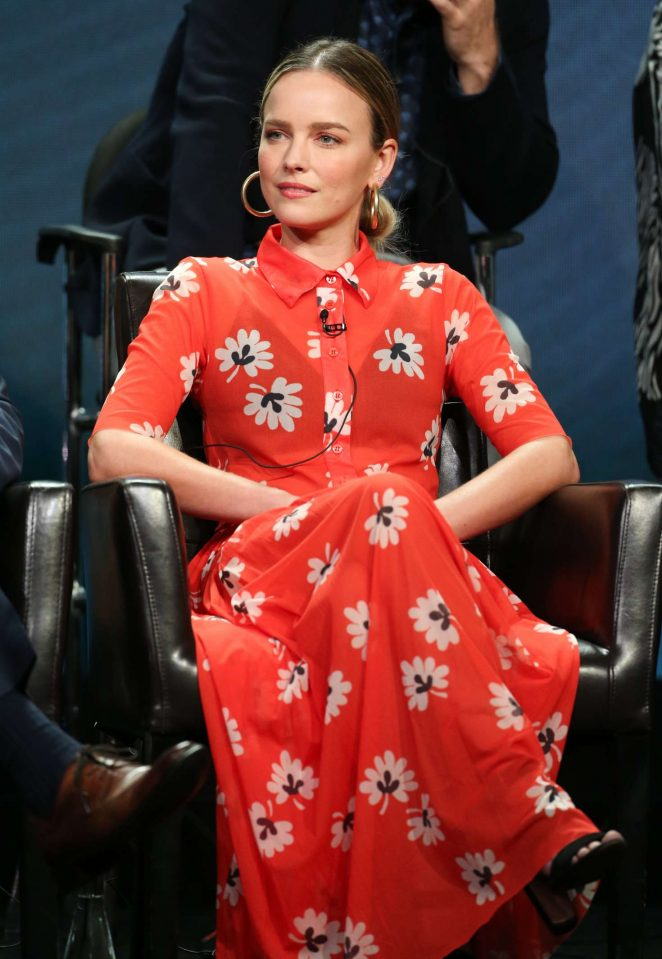 Allison Miller - 'A Million Little Things' Panel at 2018 TCA Summer Press Tour in Los Angeles