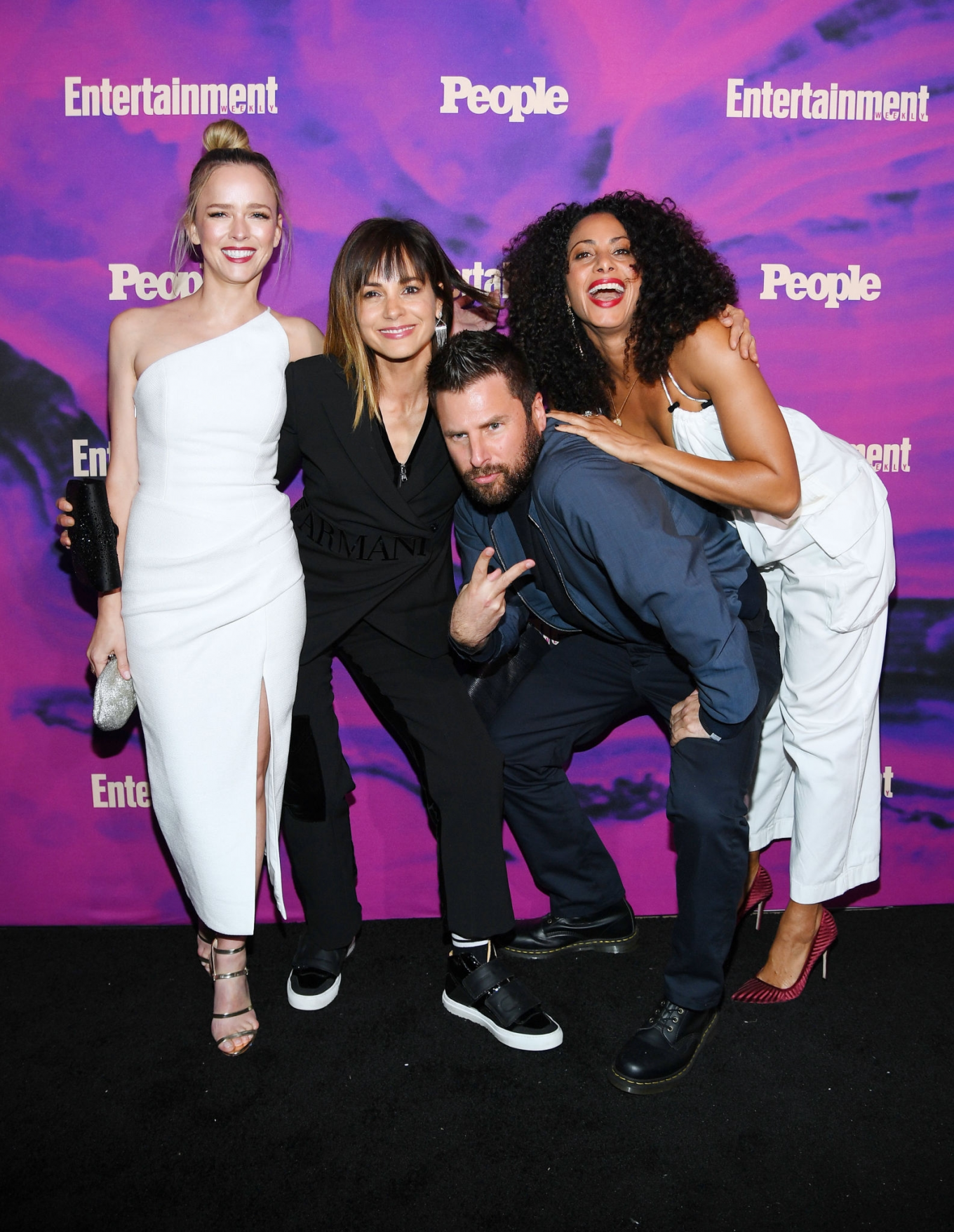 Allison Miller 2019 : Allison Miller: Entertainment Weekly & PEOPLE New York Upfronts Party -05