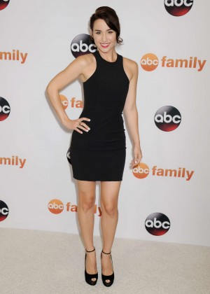 Allison Scagliotti - Disney ABC 2015 Summer TCA Press Tour Photo Call in Beverly Hills
