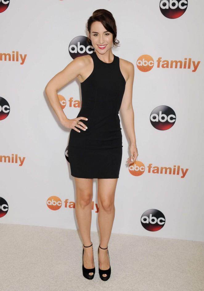 Allison Scagliotti - Disney ABC 2015 Summer TCA Press Tour Photo Call in Beverly Hills