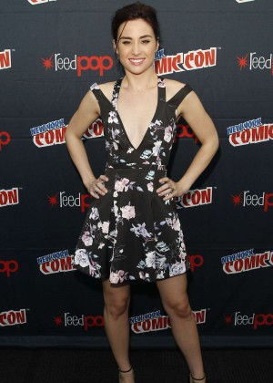 Allison Scagliotti - New York Comic-Con 2015 in NY