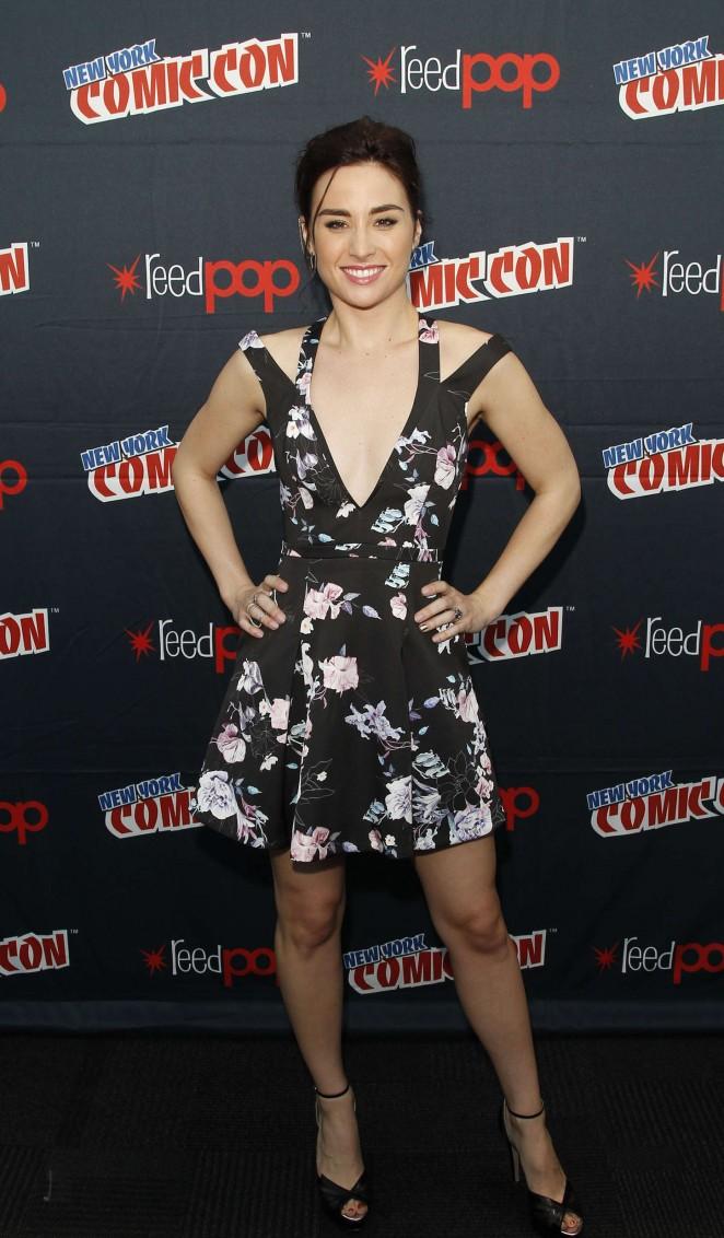 Allison Scagliotti - New York Comic-Con 2015 in NY