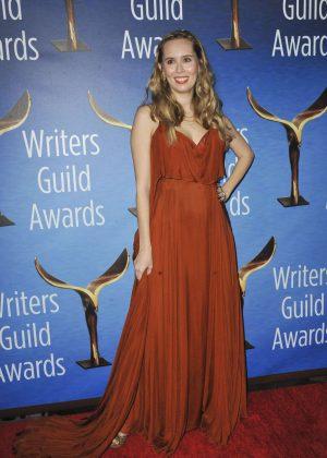 Allison Schroeder - 2017 Writers Guild Awards in Los Angeles