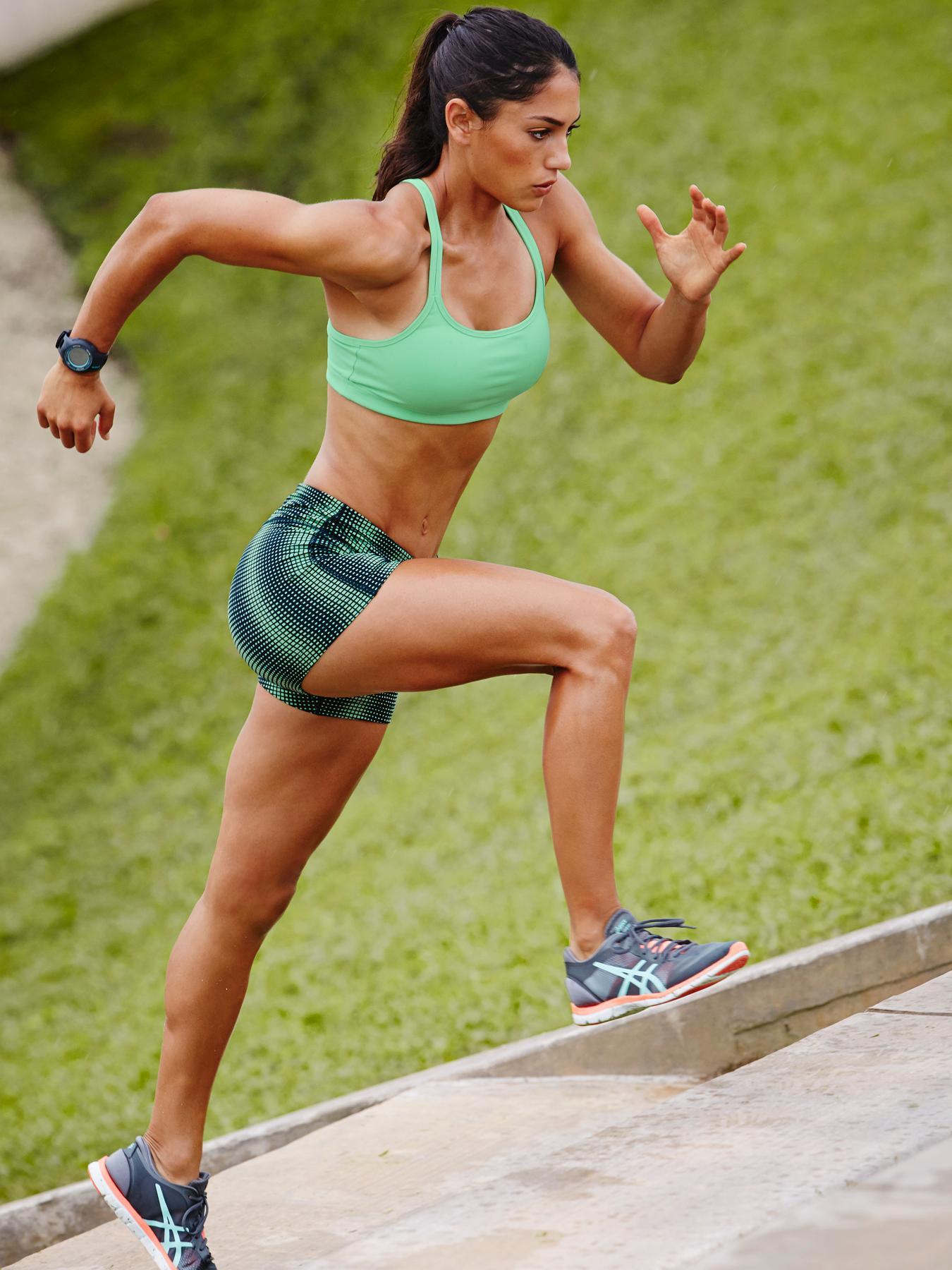 Allison Stokke: Athleta apparel-13 - GotCeleb