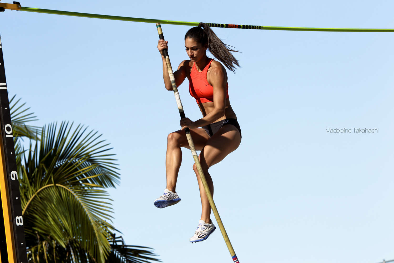 Allison Stokke Is Going Viral Right Now...I See Why | The ...